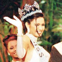 Diana Hayden Miss World 1997 Winner