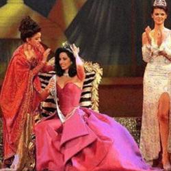 Jacqueline Aguilera Miss World 1995 Winner