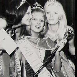 Belinda Roma Green Miss World