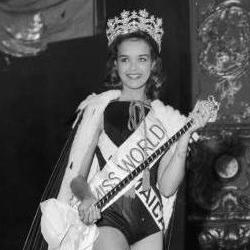 Carole Crawford Miss World 1963 Winner