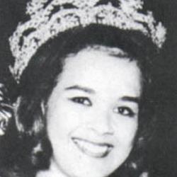 Carole Crawford Miss World