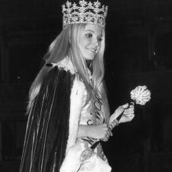 Eva Rueber-Staier Miss World 1969 Winner