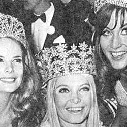 Eva Rueber-Staier Miss World 1969