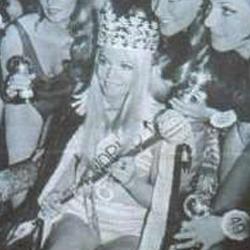 Eva Rueber-Staier Miss World
