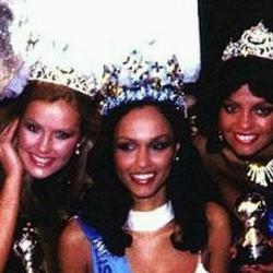 Gina Swainson Miss World 1979 Winner
