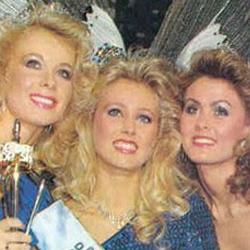 Holmfridur Karlsdottir Miss World 1985