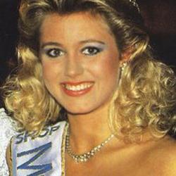 Holmfridur Karlsdottir Miss World