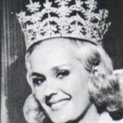 Lesley Langley Miss World 1965 Winner