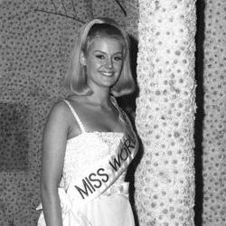 Lesley Langley Miss World 1965
