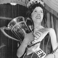 Norma Cappagli Miss World 1960 Winner