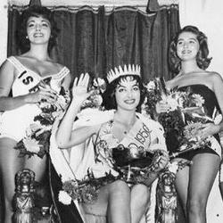 Petra Schurmann Miss World 1956 Winner