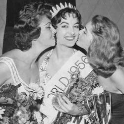 Petra Schurmann Miss World 1956
