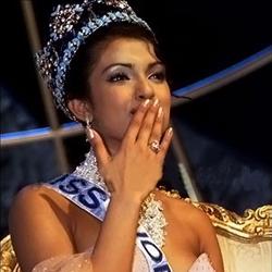 Priyanka Chopra Miss World 2000 Winner