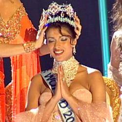 Priyanka Chopra Miss World