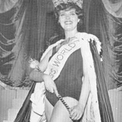 Rosemarie Frankland Miss World 1961
