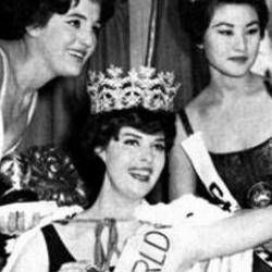 Rosemarie Frankland Miss World