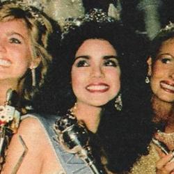 Astrid Carolina Herrera Miss World 1984 Winner