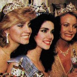 Astrid Carolina Herrera Miss World 1984