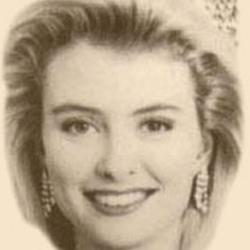 Linda Petursdottir Miss World 1988 Winner