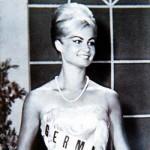 Miss Universe 1961 Winner