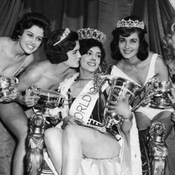 Norma Cappagli Miss World 1960