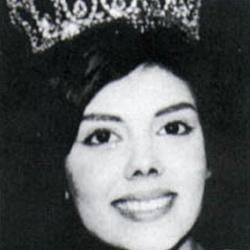 Norma Cappagli Miss World