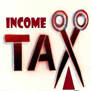 How to charge tax on income