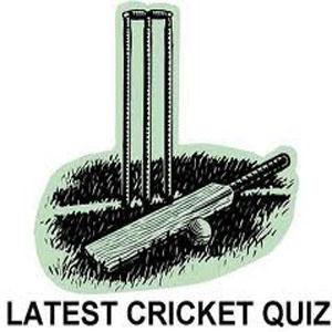 Cricket Quiz 3