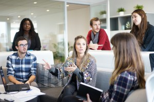 Tips for a break at Networking events